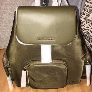 Michael Kors Abbey LG Cargo Backpack
